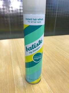 Batiste Dry Shampoo 200ml - Original