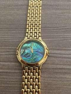 1990's Mother of Pearl watch