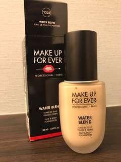 🚚 Make up for ever 恆久親膚雙用水粉霜