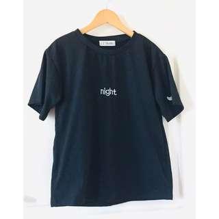 'night' shirt