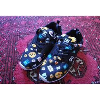 Adventure time DC shoes size 5