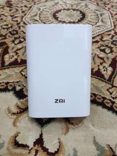 XiaoMi Mifi Zmi Router 3G 4G 7800 mAh Mifi Wireless WiFi Router Power Bank