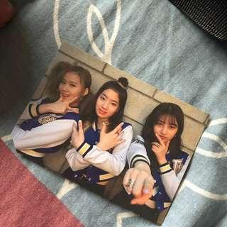 wts twice photocard
