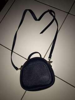 Mini sling bag / tas selempang