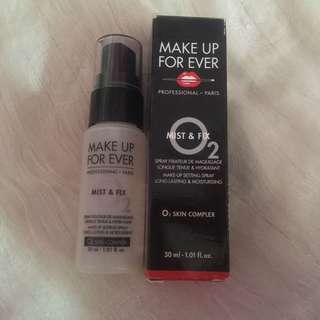 Make Up For Ever Setting Spray
