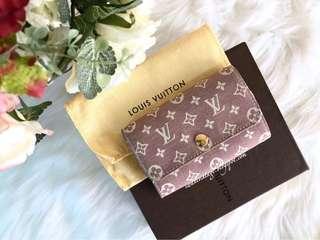 Louis Vuitton M62993 Monogram Idylle Sepia 6 Key Holder