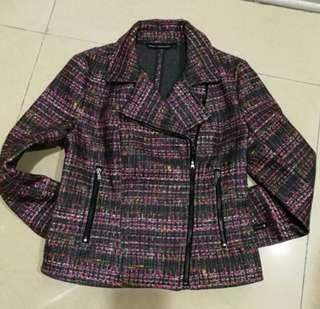 Brand new coat outer clothe 全新正品 French collection SIZE S 女裝外套 Made in Italy 💜