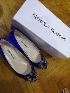 MANOLO BLAHNIK INSPIRED FLATS (HANGISI SERIES)