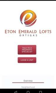 Eton Emerald Loft