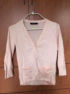 G2000 blush cardigan