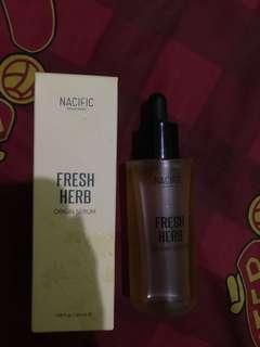 Fesh herb serum (testimonial)