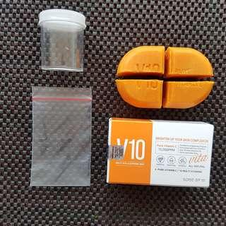 SOME BY MI V10 Multi Vita C Cleansing Bar Share 1/4