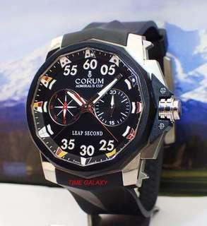 PREOWNED CORUM LEAP SECONDS 48mm AUTOMATICA