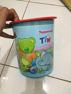 toples tupperware tiwi saries