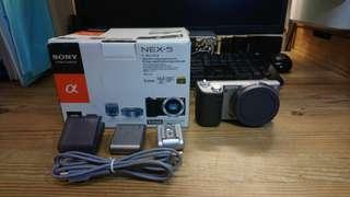 Sony NEX-5 (淨機身)