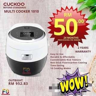 Cukcoo Multicooker