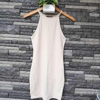 READY Forever21 Halter Neck Dress