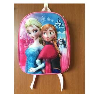 Frozen 3D school bag