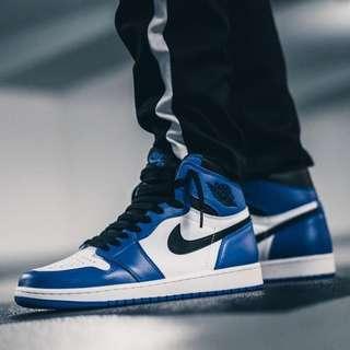 Nike Air Jordan 1 Royal Game
