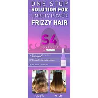 K-GLOSS Treatment For Frizzy Hair