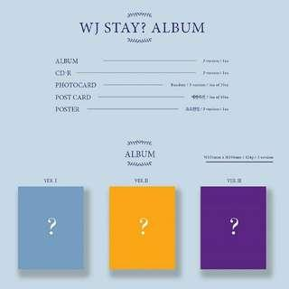 WJSN-WJ Stay [Album]