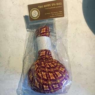 Thai Herbs SPA Ball (100% New)