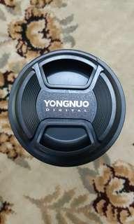 Yongnuo YN50N 50MM F1.8 Portrait Lens For Nikon ( 50MM Lens )