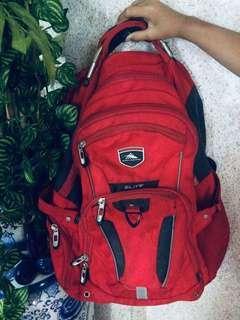 "High Sierra Business Elite Backpack Ref Fits 17"""