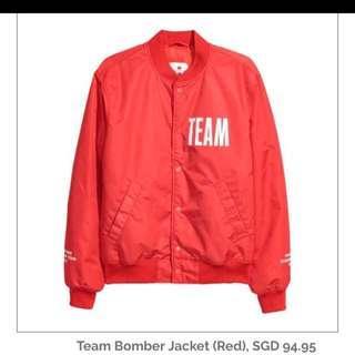 H&m Bieber jacket