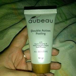 Aubeau scrub mask