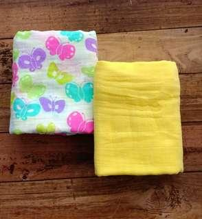 Baby Swaddle Cotton Muslin