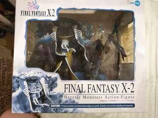 Rare final fantasy figure x-2 yojimbo