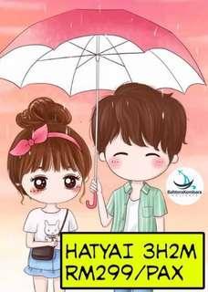 HATYAI TRIP 3H2M