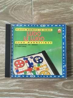 90年代 全新英國CD飛行棋遊戲