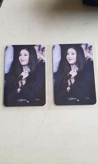 [Rare Instock] Mwave Eunbi Limited Edition Meet and Greet Photocard