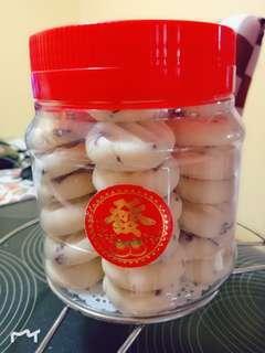 CNY Homemade German Cookies