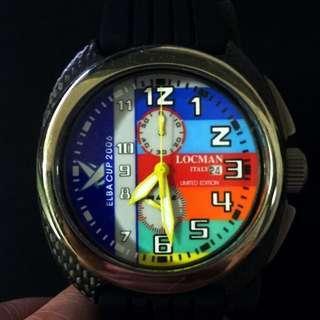 Limited Edition Locman Chronograph Date