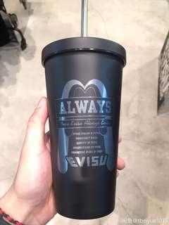 EVISU合作版杯子(保證正品) 限量商品,EVISU合作版杯子(保證正品)隆重登場。