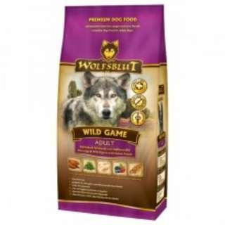 Wolfblut 野味-成犬 2KG