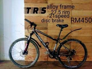 2nd like new hand bicycle