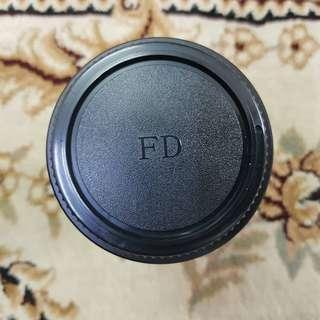 Zhongyi Lens Turbo II Canon FD To Sony E Mount Lens Turbo Focal Reducer Adapter ( Converts Camera To Full Frame )