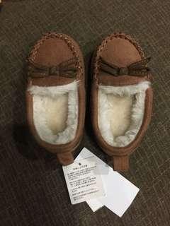 🚚 寶寶保暖毛毛鞋