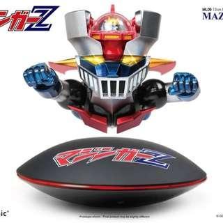 磁浮.「鐵甲萬能俠」Mazinger Z