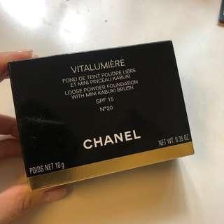 4折‼️CHANEL 碎粉02色 lamer laprairie shiseido cbp Guerlain