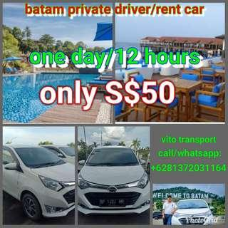 Batam vehicle rental