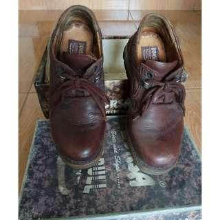 Borsa Low Boot Leather size 41