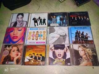 Assorted Cd For sale