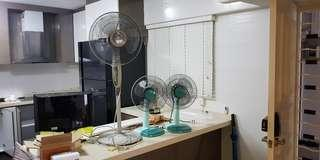MISTRAL standing fans with remote
