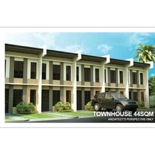 Affordable Townhouse in Calamba, Laguna