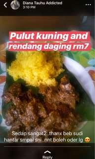 PULUT KUNING DELIVERY